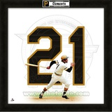 Roberto Clemente, Pirates representation of the player's jersey