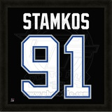 Steven Stamkos, Lightning photographic representation of the player's jersey