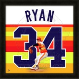Nolan Ryan, Astros representation of the player's jersey