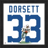 Tony Dorsett, Cowboys representation of the player's jersey