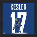 Ryan Kesler, Canucks representation of the player's jersey