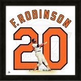 Frank Robinson, Orioles representation of the player's jersey