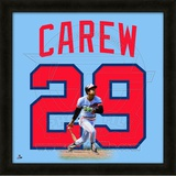 Rod Carew, Twins representation of the player's jersey