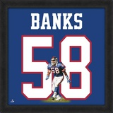 Carl Banks, Giants representation of the player's jersey