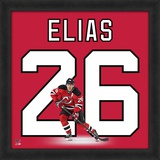 Patrick Elias, Devils representation of the player's jersey