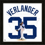 Justin Verlander, Tigers representation of the player's jersey