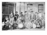 Cleveland Post Members of the Grand Army of the Republic Post 141