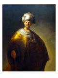 The Noble Slav, Man in an Oriental Costume