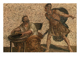 Death of Archimedes Mosaic