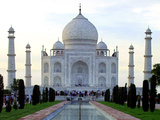 Indien Taj Mahal Jahrestag