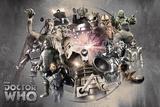Doctor Who- Enemies