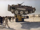 Gulf War Iraq Equipment Captured Destroyed