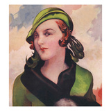Womens Fashion 1930s, 1939, UK