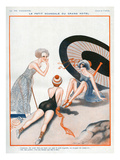 La Vie Parisienne, Vald'es, 1923, France