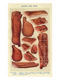 Bacon and Ham, Isabella Beeton, UK