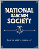 National Sarcasm Society,