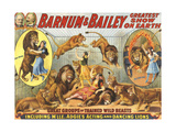 Barnum & Bailey's, 1915, USA