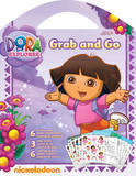 Dora the Explorer Grab and Go Stickers