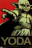 Star Wars - Yoda Jedi Master Pop Art Poster