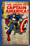 Captain America - Comic Cover