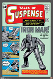 Iron Man - Comic Cover