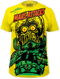 Mars Attacks - Big Yellow Martian (Slim Fit)