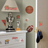 Thomas & Friends Peel and Stick Giant Wall Decals
