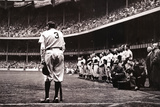 Babe Ruth Retirement - New York Yankees