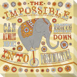 The Impossible Can Always Be Broken Down Into Possibilities