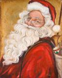 Smiling Santa