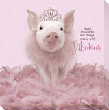 Buy In The Pink! - Princess Pig 1 at AllPosters.com
