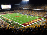 University of Minnesota - Night Game in TCF Bank Stadium
