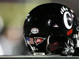 University of Cincinnati - Cincinnati Football Helmet