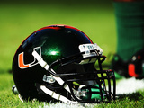 University of Miami - Miami Helmet