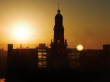 University of Cincinnati - Sun Rises on TUC