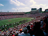 University of Cincinnati - Nippert Stadium on Game Day