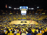 University of Michigan - Michigan 56, Ohio State 51