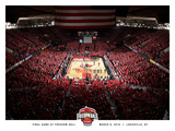 University of Louisville - Freedom Hall Finale- Louisville Basketball