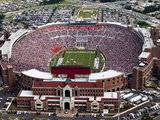 Florida State University - Doak Campbell Stadium Aerial View
