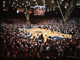 Duke University - Duke Fans Storm Cameron Indoor Stadium 1998