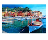 Buy Tranquility in the Harbour of Portofino at AllPosters.com