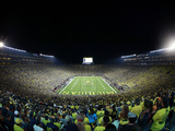 University of Michigan - Under the Lights, Endzone View