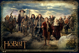 The Hobbit-Cast Poster