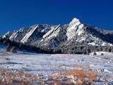 University of Colorado - Snowcapped Mountains