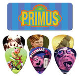 Primus - Logos Guitar Picks