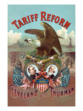 Tariff Reform. Cleveland and Thurman