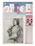 L'Officiel, January 1931 - Mme Gaby Mono