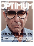 L'Optimum, October 2001 - Leonard Cohen Art Print