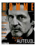 L'Optimum, September 1996 - Daniel Auteuil
