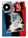 L'Officiel, August 1933 - Rose Valois